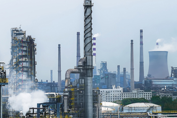 石油化工企业